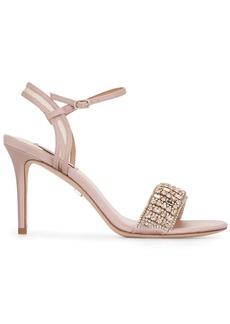 Badgley Mischka Garan crystal-embellished sandals