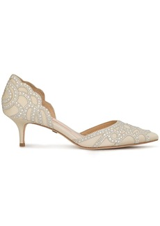 Badgley Mischka Gigi kitten heels