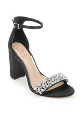 Jewel Badgley Mischka Baldwin Ankle Strap Sandal (Women)