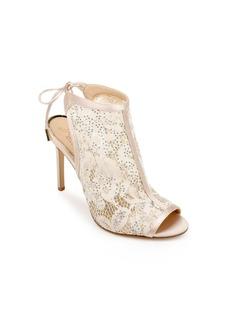 Jewel Badgley Mischka Boulder Booties Women's Shoes