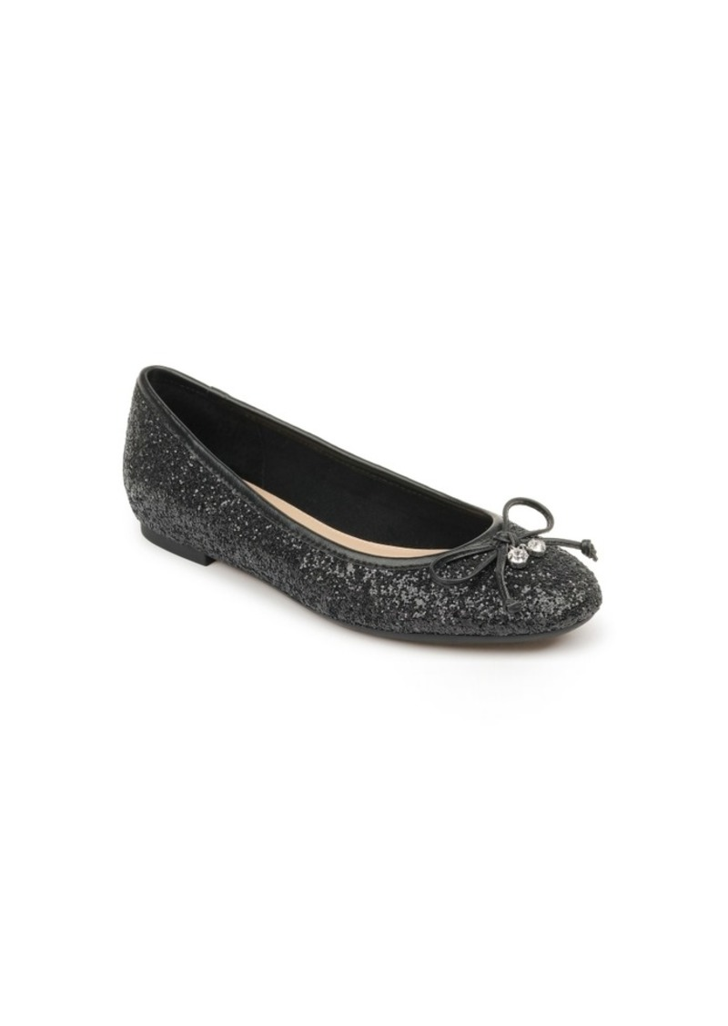 Jewel Badgley Mischka Bryanna Ballet Flats Women's Shoes