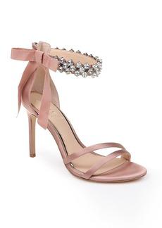 Jewel Badgley Mischka Debra Ankle Strap Sandal (Women)