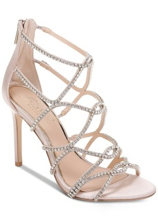 Jewel by Badgley Mischka Delancey Evening Sandals Women's Shoes