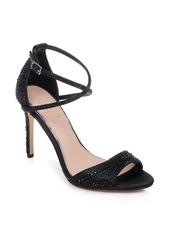 Jewel Badgley Mischka Dillon Crystal Embellished Sandal (Women)