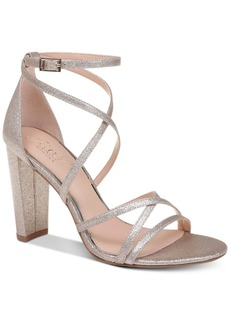 Jewel Badgley Mischka Diora Evening Sandals Women's Shoes