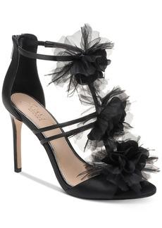 Jewel Badgley Mischka Dustine Evening Sandals Women's Shoes