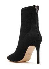 Jewel Badgley Mischka Eva Pointed Toe Boot (Women)
