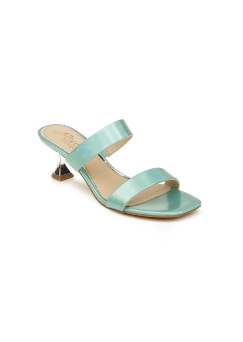 Jewel Badgley Mischka Fabiola Dress Women's Slides Women's Shoes