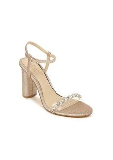 Jewel Badgley Mischka Fancie Embellished Women's Sandals Women's Shoes