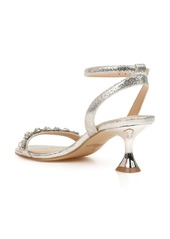 Jewel Badgley Mischka Fantasia Crystal Embellished Sandal (Women)