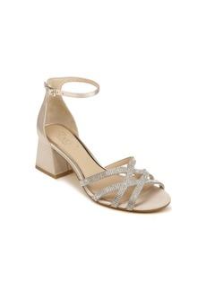 Jewel Badgley Mischka Fidelia Evening Women's Sandals Women's Shoes