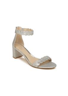 Jewel Badgley Mischka Finna Evening Women's Sandals Women's Shoes