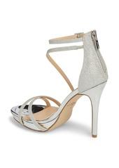 Jewel Badgley Mischka Galen Strappy Platform Sandal (Women)