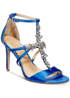 Jewel Badgley Mischka Galvin Evening Sandals, Created for Macy's Women's Shoes
