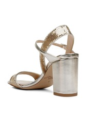 Jewel Badgley Mischka Irma Block Heel Sandal (Women)