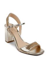 Jewel Badgley Mischka Irma Block Heel Sandal (Women)