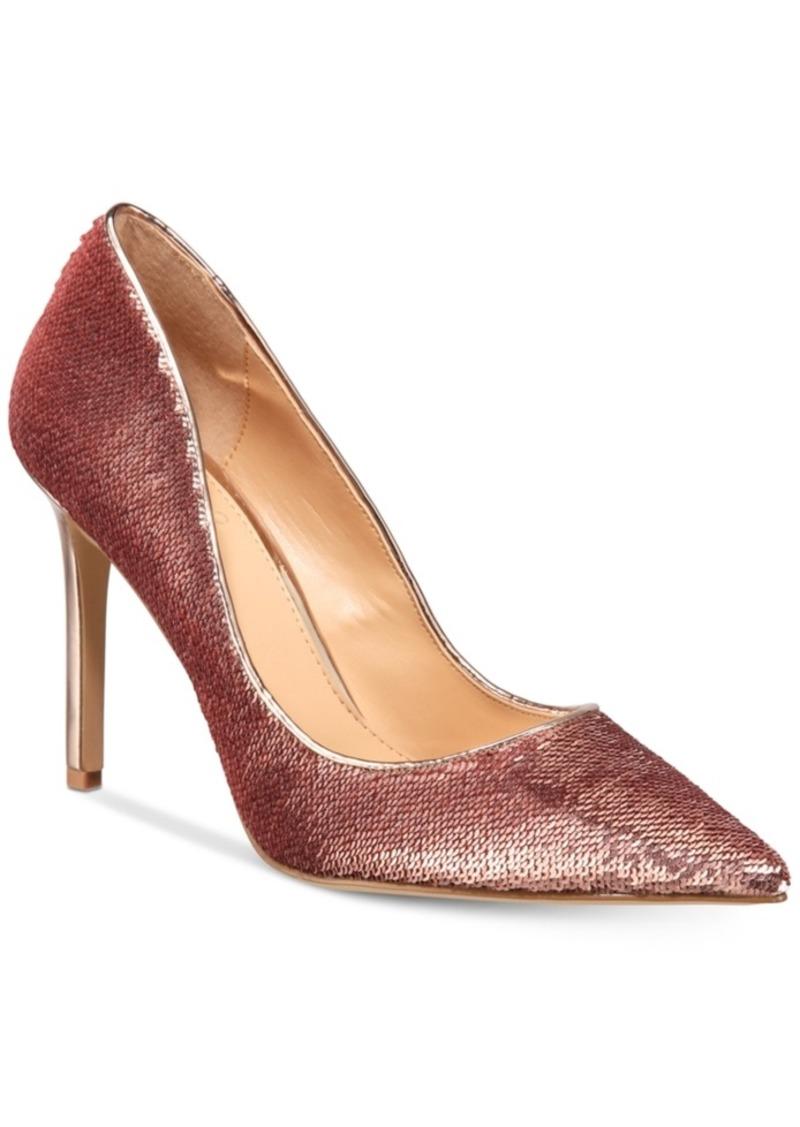 Jewel Badgley Mischka Jade Evening Pumps Women's Shoes