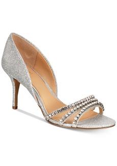 Jewel Badgley Mischka Jean Evening Sandals Women's Shoes