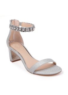 Jewel Badgley Mischka Katerina Ankle Strap Sandal (Women)