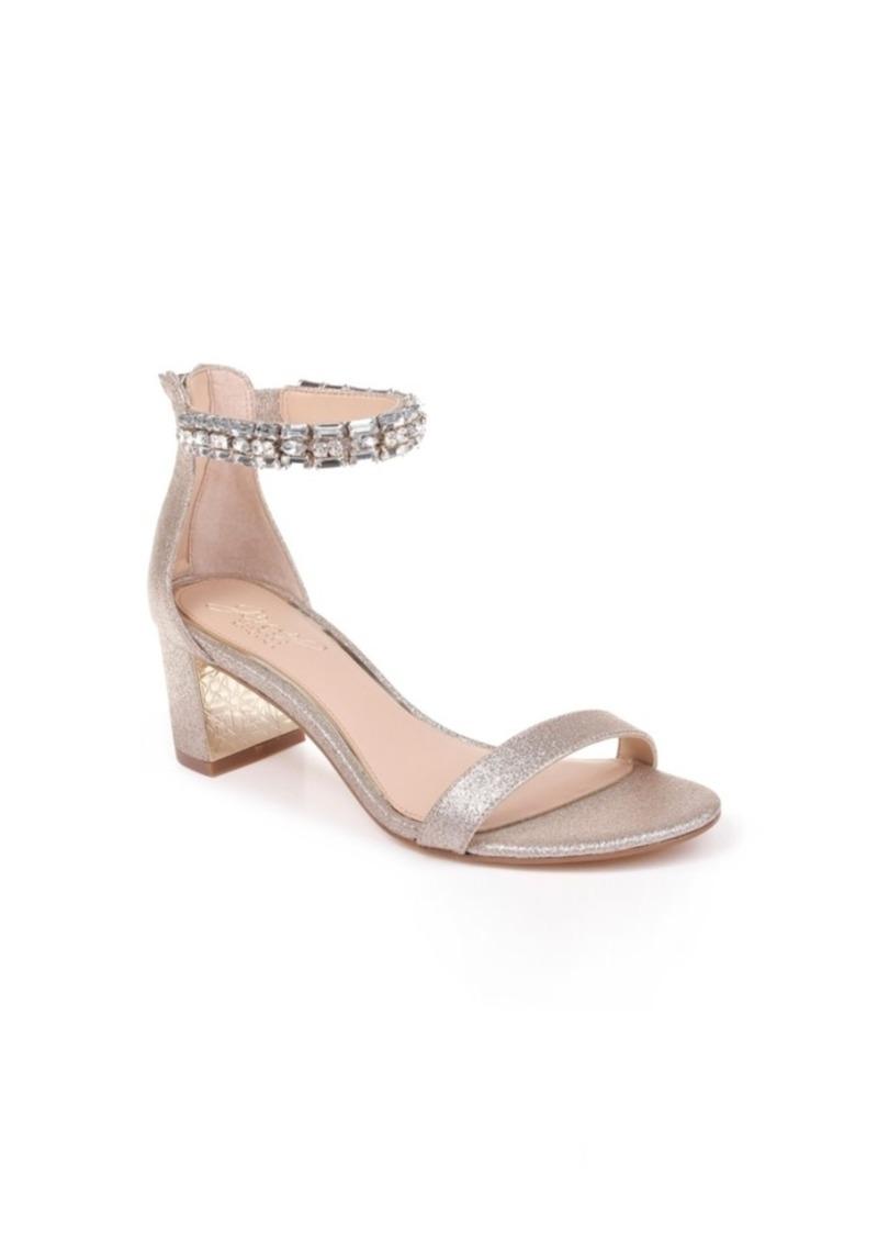 Jewel Badgley Mischka Katerina Women's Evening Sandal Women's Shoes