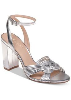Jewel by Badgley Mischka Krystal Evening Sandals Women's Shoes