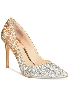 Jewel Badgley Mischka Malta Evening Pumps Women's Shoes