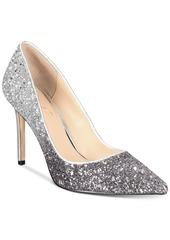 Jewel Badgley Mischka Malta Evening Pumps Women's Shoes
