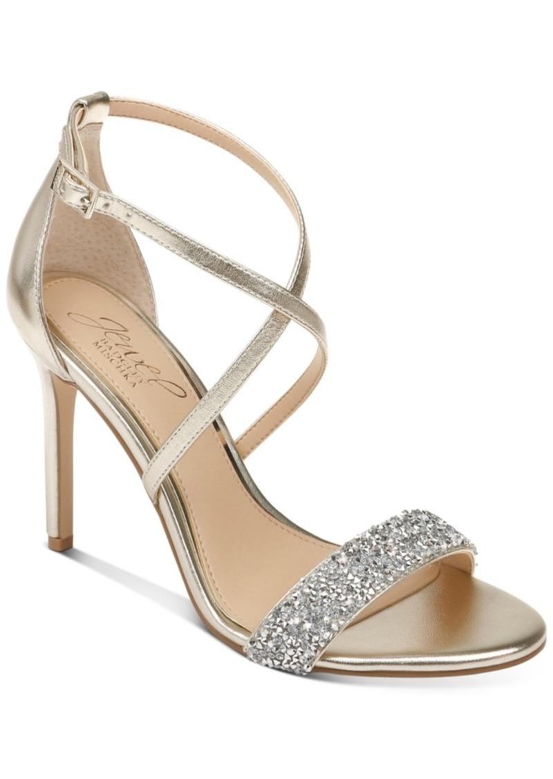 Jewel Badgley Mischka Nanna Evening Sandal Women's Shoes