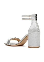 Jewel Badgley Mischka Natala Ankle Strap Sandal (Women)