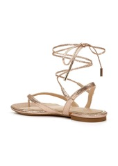 Jewel Badgley Mischka Nolana Lace-Up Sandal (Women)