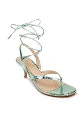Jewel Badgley Mischka Nolin Lace-Up Sandal (Women)
