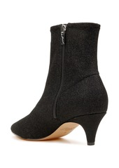 Jewel Badgley Mischka Pointed Toe Bootie (Women)