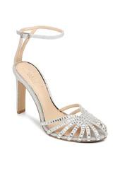 Jewel Badgley Mischka Polly Ankle Strap Pump (Women)