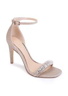Jewel Badgley Mischka Ranya Ankle Strap Sandal (Women)