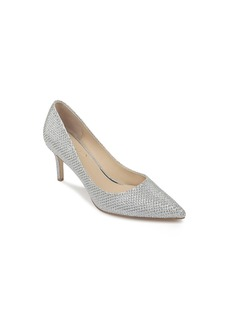 Jewel Badgley Mischka Women's Rudy Shimmer Pumps Women's Shoes