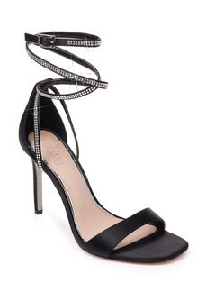 Jewel Badgley Mischka Shaylee Crystal Embellished Sandal (Women)