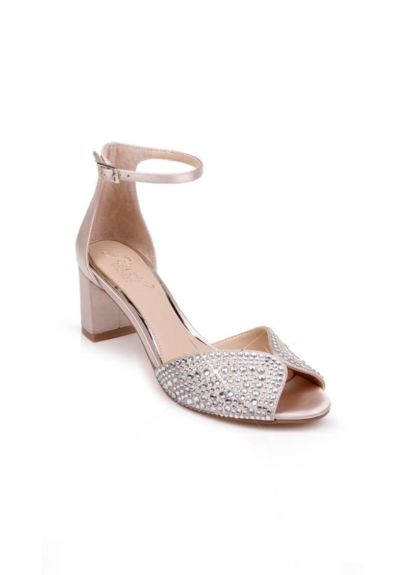 Jewel Badgley Mischka Sycamore Evening Sandals Women's Shoes