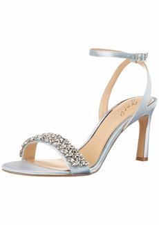 Jewel Badgley Mischka Women's BALTIMORE Sandal   M US