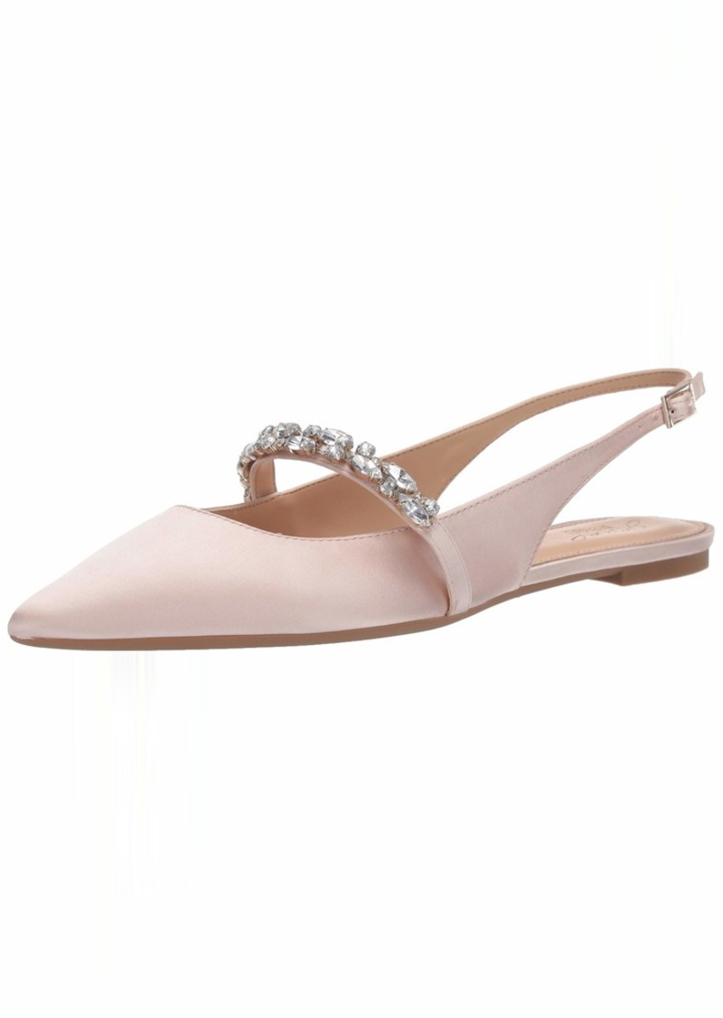 Jewel Badgley Mischka Women's BAMBI Shoe   M US