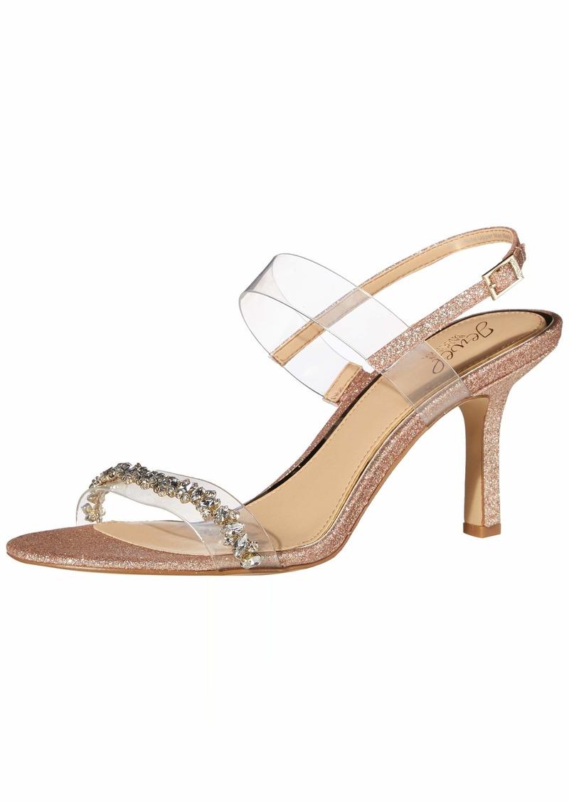 Jewel Badgley Mischka Women's FAIRWELL Heeled Sandal