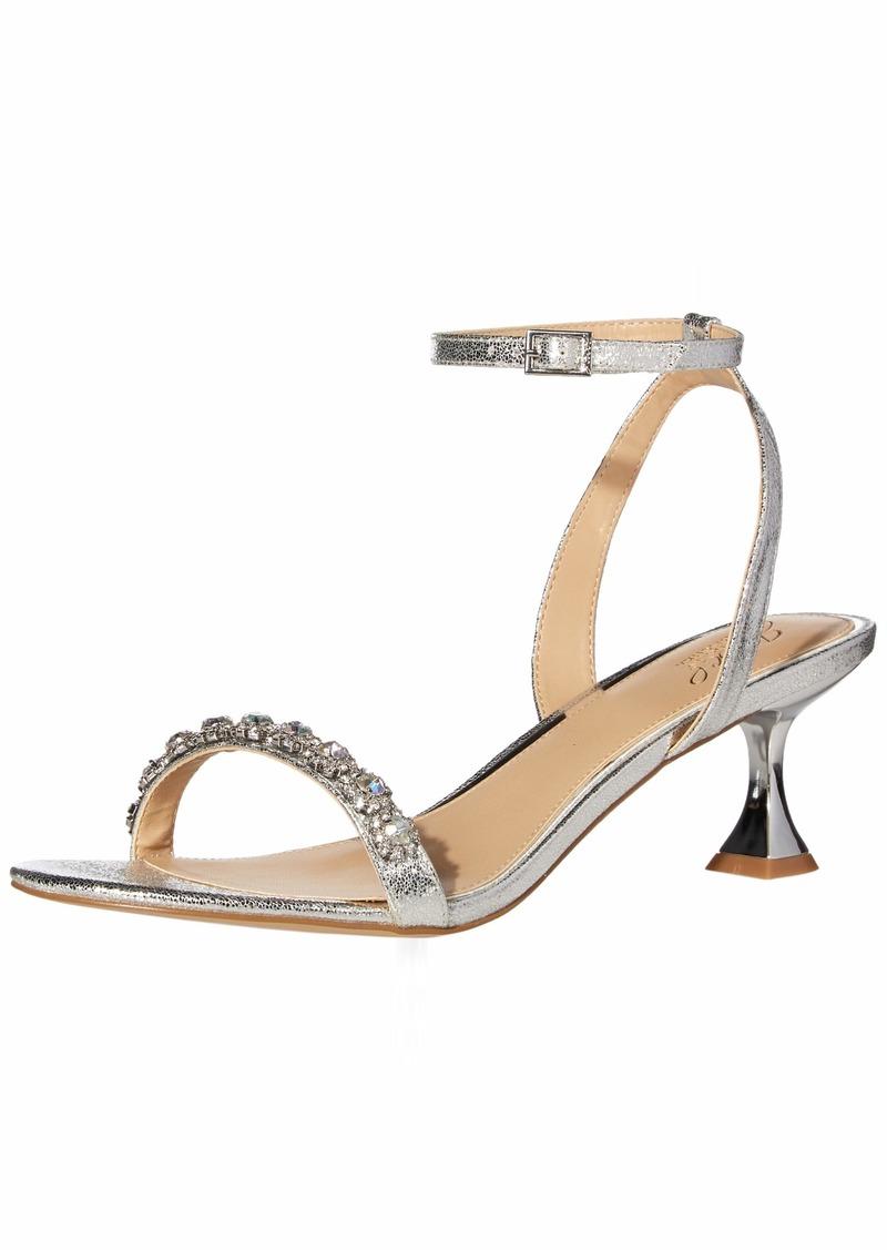 Jewel Badgley Mischka Women's Fantasia Heeled Sandal
