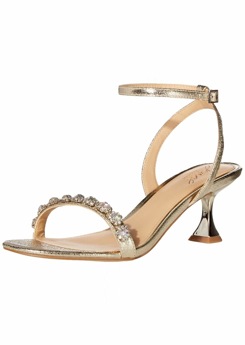 Jewel Badgley Mischka Women's FANTASIA Heeled Sandal