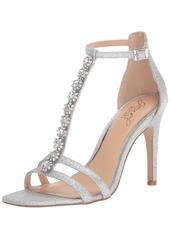 Jewel Badgley Mischka Women's Farida Heeled Sandal
