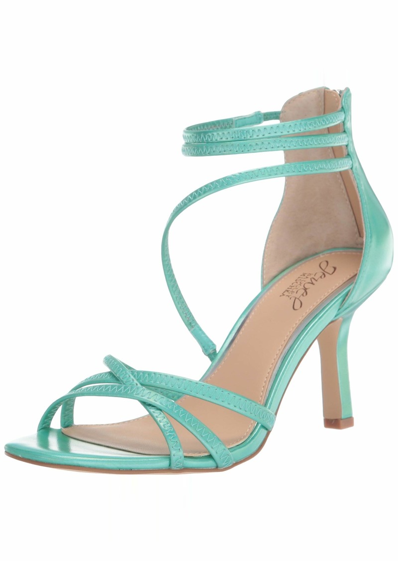 Jewel Badgley Mischka Women's Flor Heeled Sandal