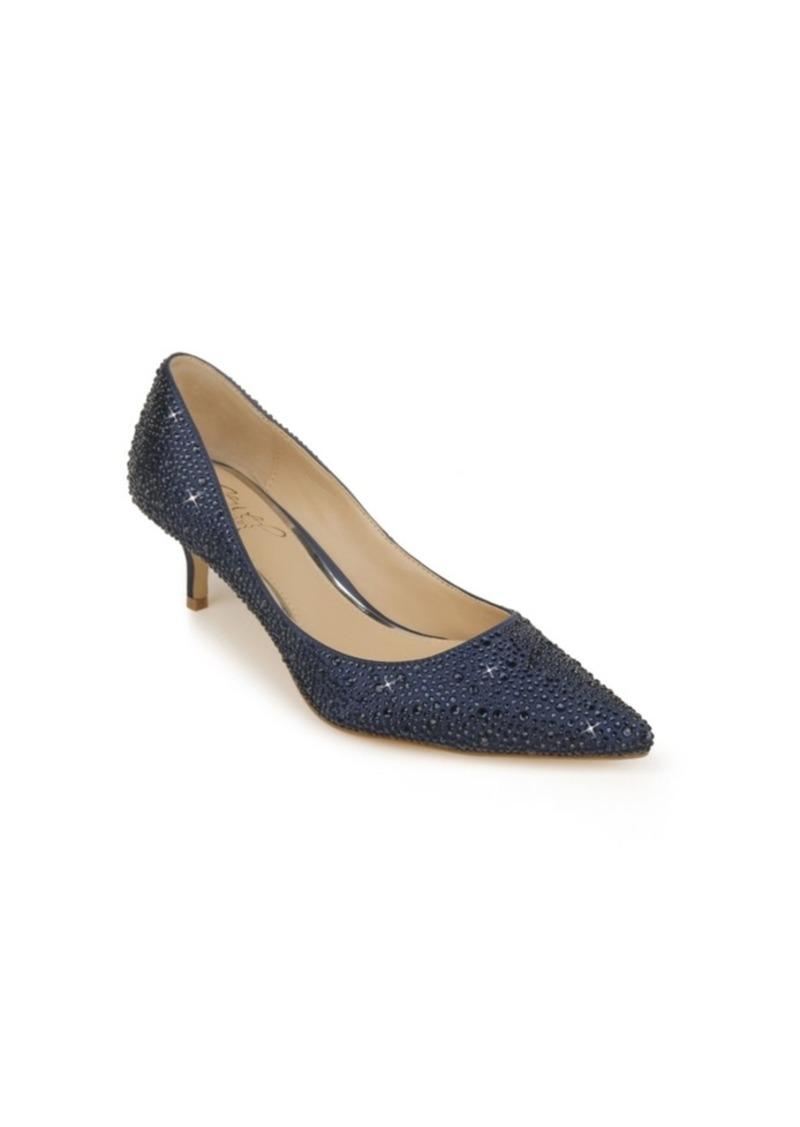 Jewel Badgley Mischka Women's Frenchie Pumps Women's Shoes