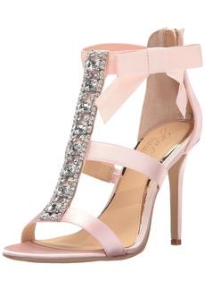 Jewel Badgley Mischka Women's Henderson Dress Sandal   M US
