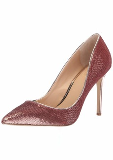 Jewel Badgley Mischka Women's JADE Shoe rose gold M00 M US