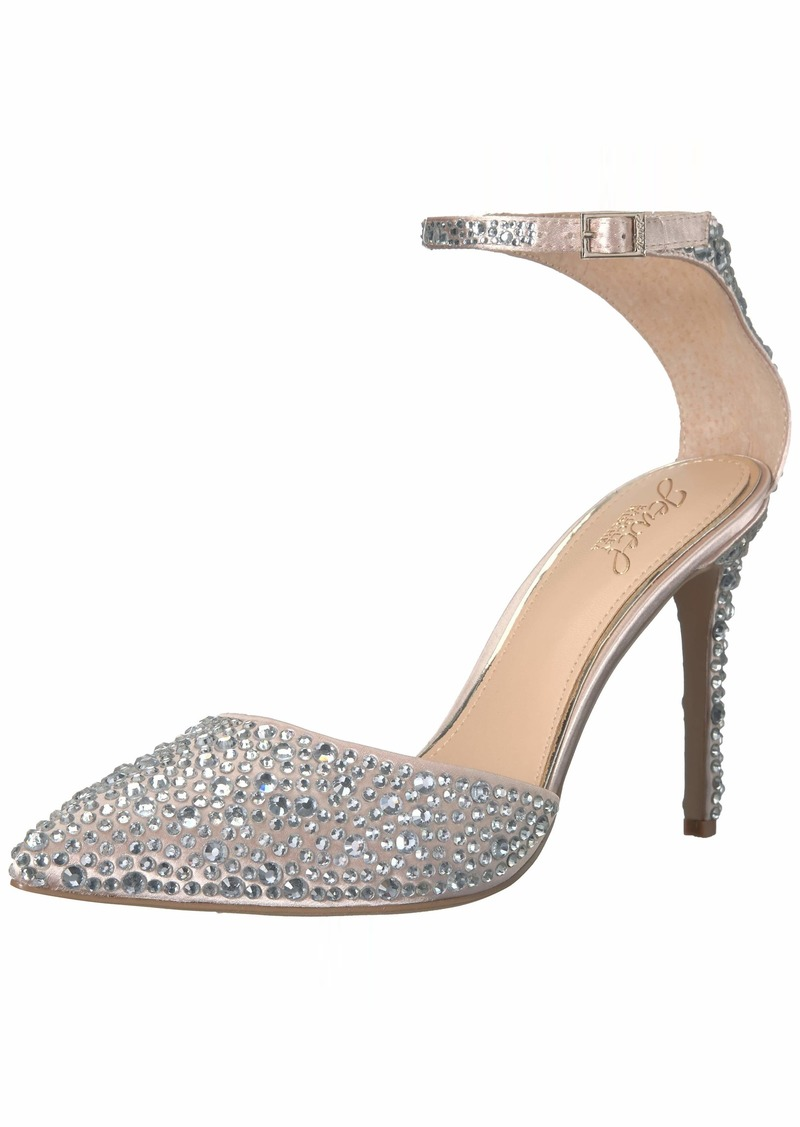 Jewel Badgley Mischka Women's Jimena Pump