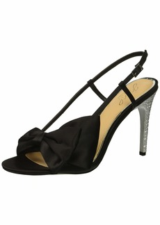 Jewel Badgley Mischka Women's JOHANNA Sandal black M095 M US