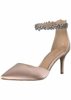 Jewel Badgley Mischka Women's Raleigh Shoe   M US